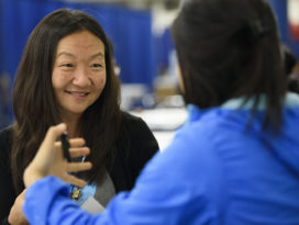 #GHC19: Mentoring Circles vs. Speed Mentoring